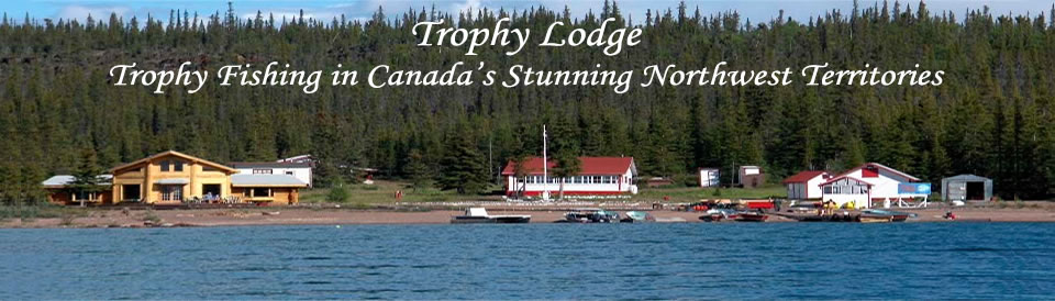 Logo - Trophy Lodge NWT
